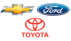 Toyota/Ford/Chevy